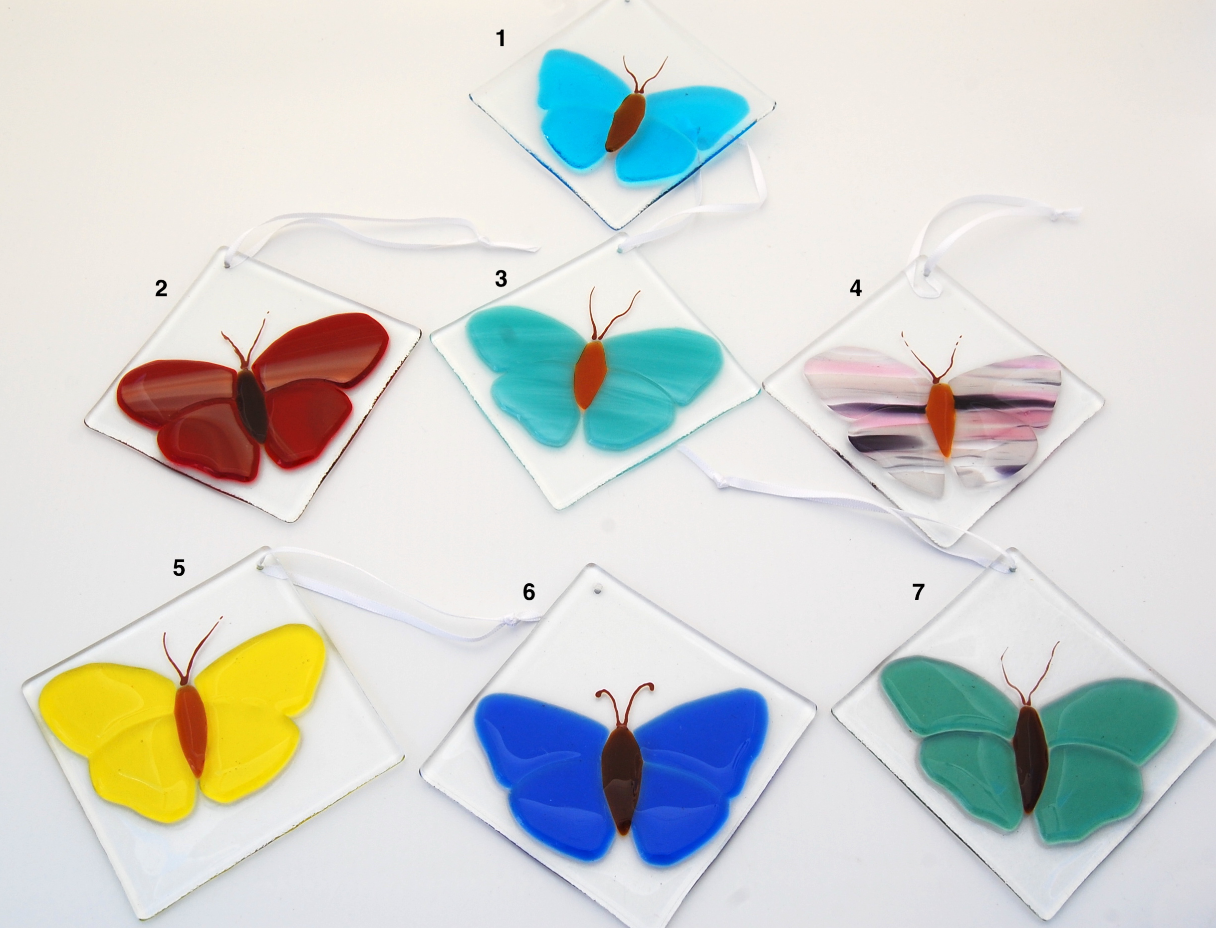 Butterfly Sun Catcher Hanger