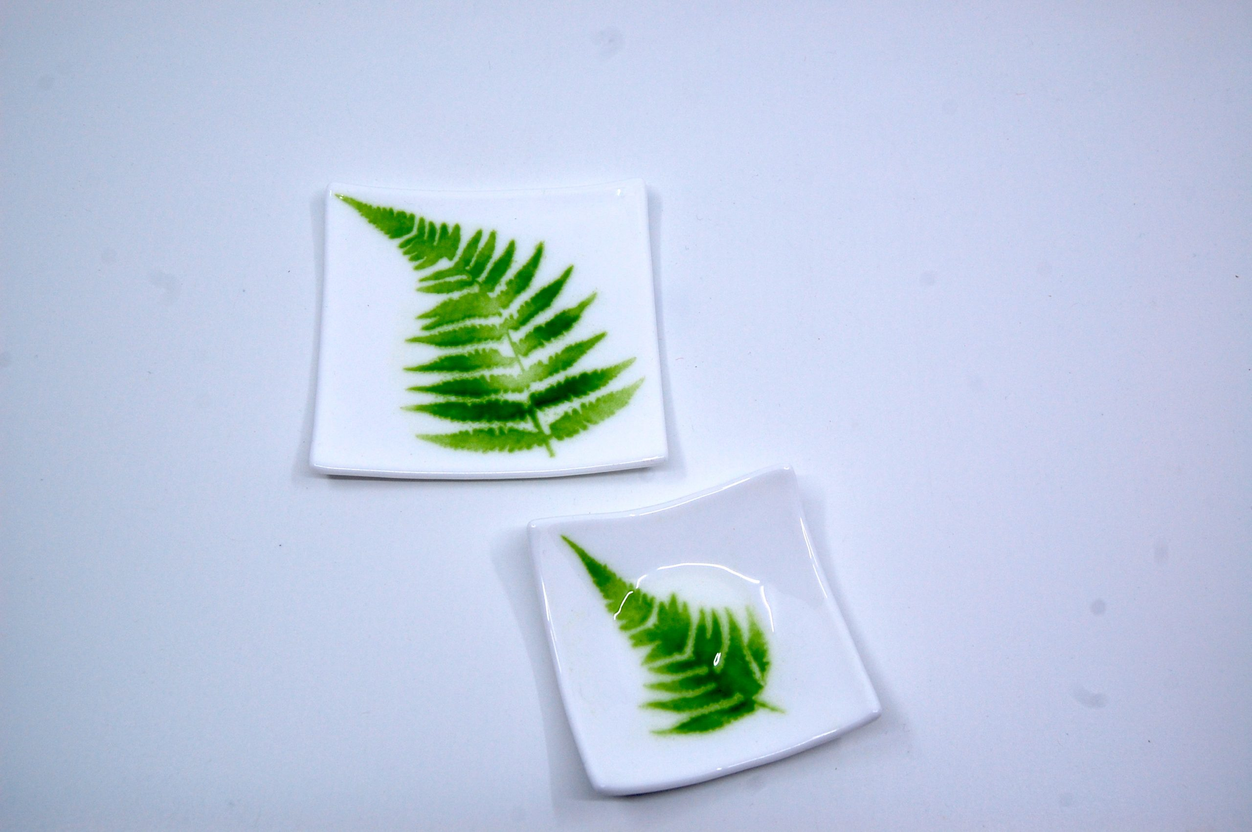 Fern Trinket Dishes