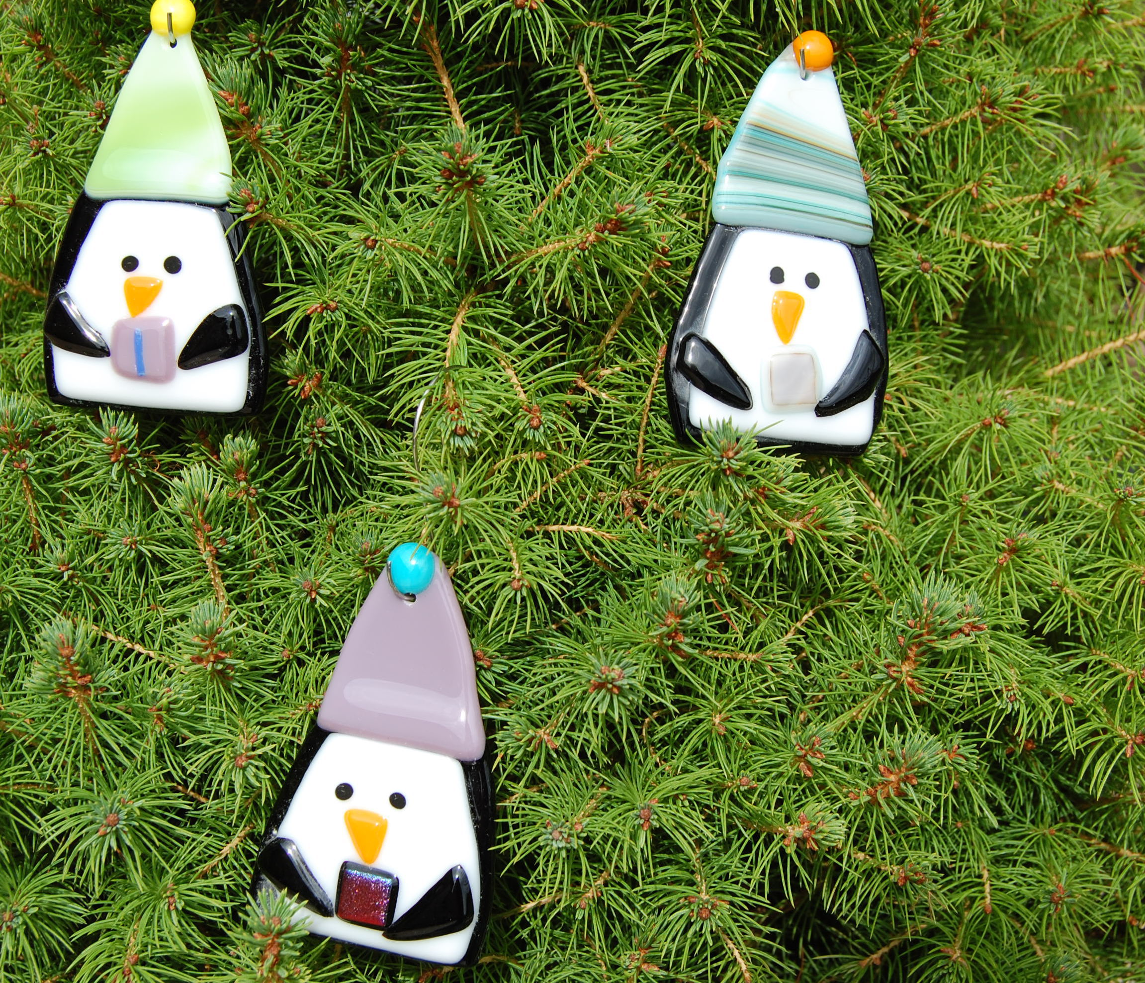 Penguin Tree Decoration