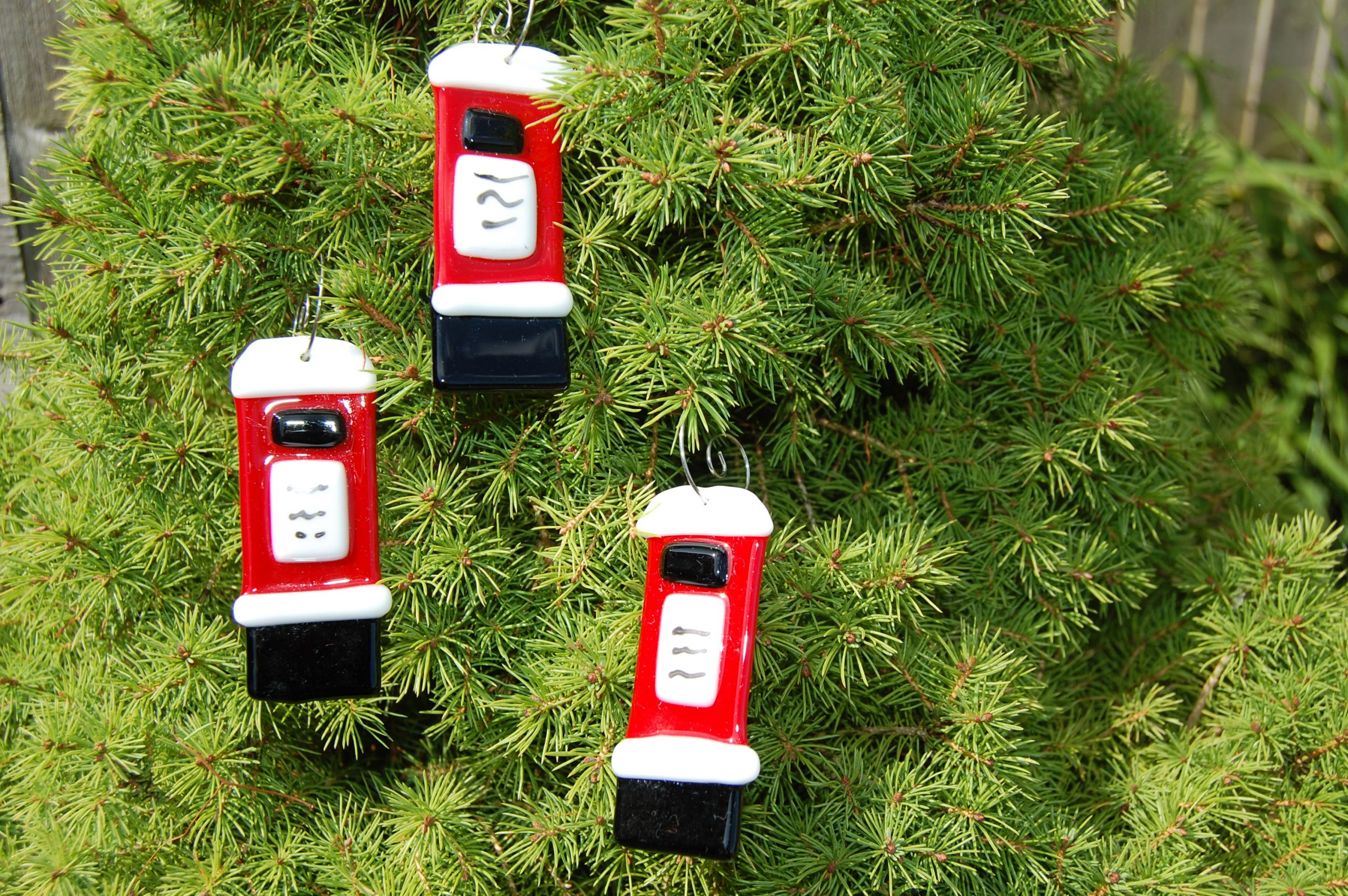 Post Box Tree Decoration