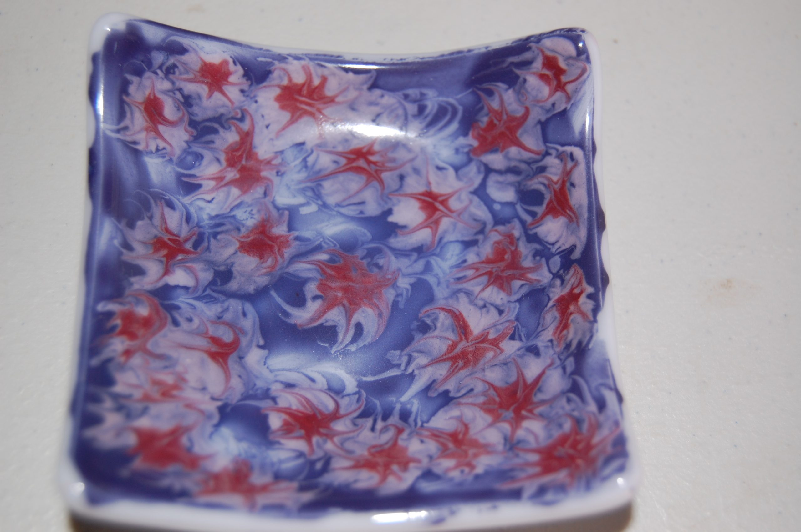 Painted Trinket Dishes
